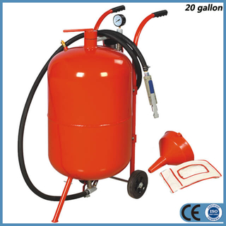 Sableuse portative de 20 gallons